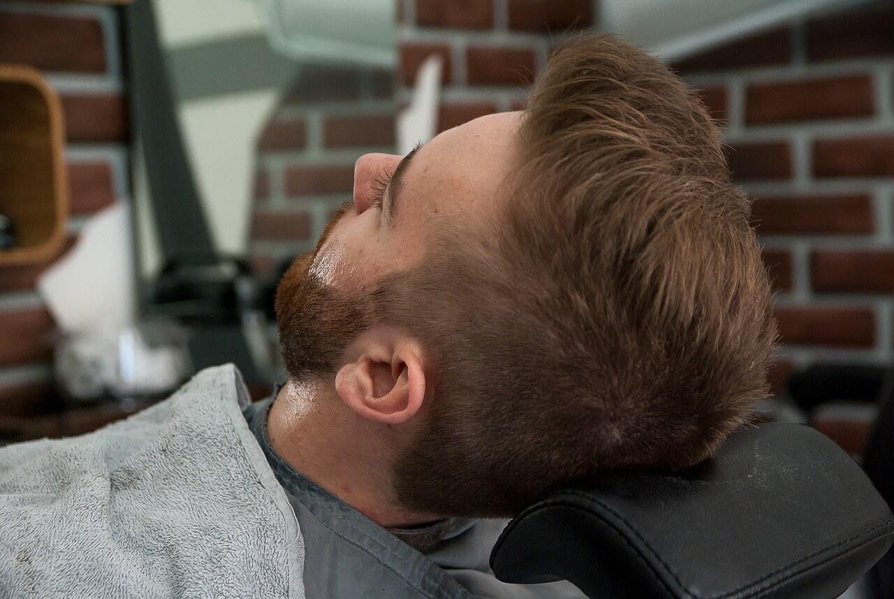 barber shop fryzjer
