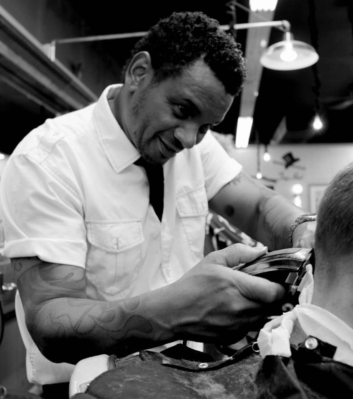 fryzjer meski
